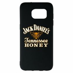 Чехол для Samsung S7 EDGE Jack Daniel's Tennessee Honey