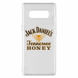 Чехол для Samsung Note 8 Jack Daniel's Tennessee Honey