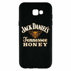 Чохол для Samsung A7 2017 Jack Daniel's Tennessee Honey