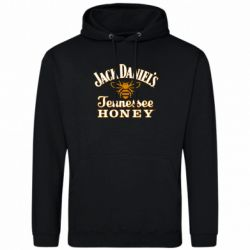 Мужская толстовка Jack Daniel's Tennessee Honey - FatLine