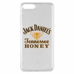 Чехол для Xiaomi Mi Note 3 Jack Daniel's Tennessee Honey