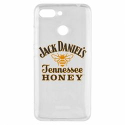 Чехол для Xiaomi Redmi 6 Jack Daniel's Tennessee Honey
