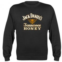 Реглан (свитшот) Jack Daniel's Tennessee Honey - FatLine
