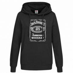 Женская толстовка Jack Daniel's Whiskey - FatLine