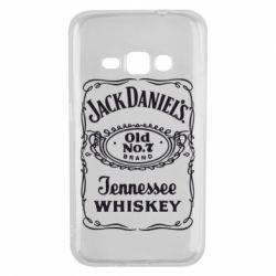 Чохол для Samsung J1 2016 Jack daniel's Whiskey