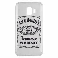 Чохол для Samsung J2 2018 Jack daniel's Whiskey