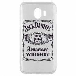 Чохол для Samsung J4 Jack daniel's Whiskey