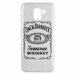 Чохол для Samsung J6 Jack daniel's Whiskey