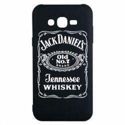 Чохол для Samsung J7 2015 Jack daniel's Whiskey