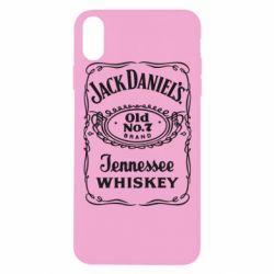 Чохол для iPhone Xs Max Jack daniel's Whiskey