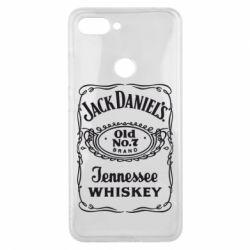 Чохол для Xiaomi Mi8 Lite Jack daniel's Whiskey