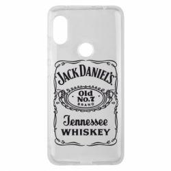Чехол для Xiaomi Redmi Note 6 Pro Jack Daniel's Whiskey