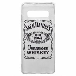 Чохол для Samsung S10+ Jack daniel's Whiskey