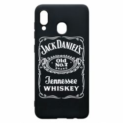 Чохол для Samsung A20 Jack daniel's Whiskey