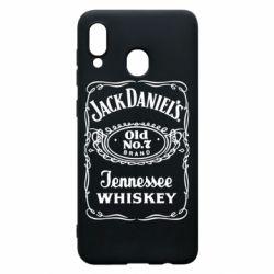 Чохол для Samsung A30 Jack daniel's Whiskey