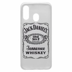 Чохол для Samsung A40 Jack daniel's Whiskey