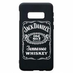 Чохол для Samsung S10e Jack daniel's Whiskey