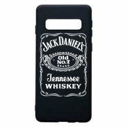 Чохол для Samsung S10 Jack daniel's Whiskey