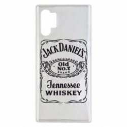 Чохол для Samsung Note 10 Plus Jack daniel's Whiskey