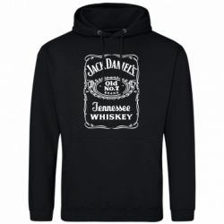 Толстовка Jack Daniel's Whiskey - FatLine
