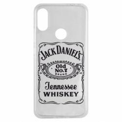 Чехол для Xiaomi Redmi Note 7 Jack Daniel's Whiskey