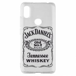 Чехол для Xiaomi Redmi S2 Jack Daniel's Whiskey