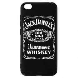 Чехол для Xiaomi Redmi Go Jack Daniel's Whiskey