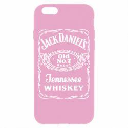 Чохол для iPhone 6/6S Jack daniel's Whiskey