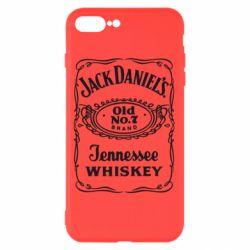 Чохол для iPhone 8 Plus Jack daniel's Whiskey