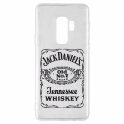 Чохол для Samsung S9+ Jack daniel's Whiskey