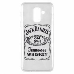 Чохол для Samsung A6+ 2018 Jack daniel's Whiskey