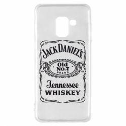 Чохол для Samsung A8 2018 Jack daniel's Whiskey