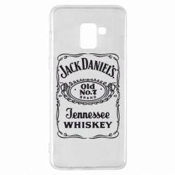 Чохол для Samsung A8+ 2018 Jack daniel's Whiskey