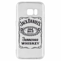 Чохол для Samsung S7 Jack daniel's Whiskey