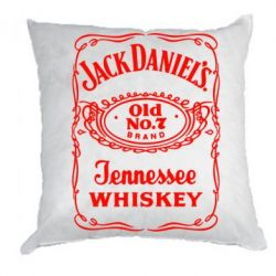 Подушка Jack Daniel's Whiskey - FatLine