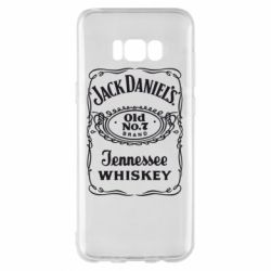 Чохол для Samsung S8+ Jack daniel's Whiskey