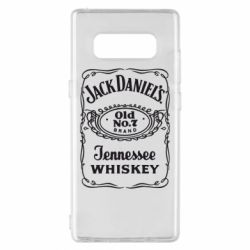 Чохол для Samsung Note 8 Jack daniel's Whiskey