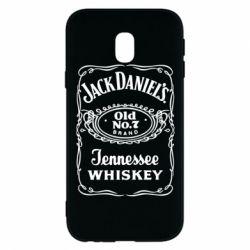 Чохол для Samsung J3 2017 Jack daniel's Whiskey