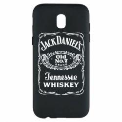Чохол для Samsung J5 2017 Jack daniel's Whiskey