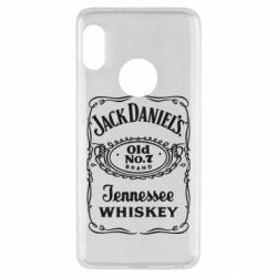 Чехол для Xiaomi Redmi Note 5 Jack Daniel's Whiskey