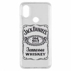 Чохол для Xiaomi Mi A2 Jack daniel's Whiskey