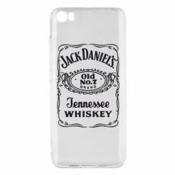 Чохол для Xiaomi Mi5/Mi5 Pro Jack daniel's Whiskey