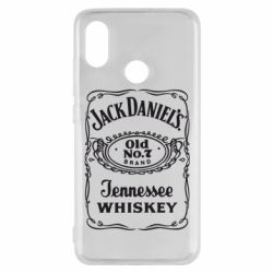 Чохол для Xiaomi Mi8 Jack daniel's Whiskey