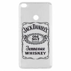 Чехол для Xiaomi Mi Max 2 Jack Daniel's Whiskey