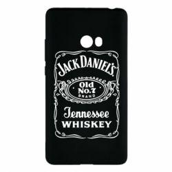 Чехол для Xiaomi Mi Note 2 Jack Daniel's Whiskey