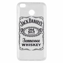 Чехол для Xiaomi Redmi 4x Jack Daniel's Whiskey