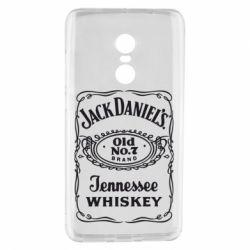 Чехол для Xiaomi Redmi Note 4 Jack Daniel's Whiskey
