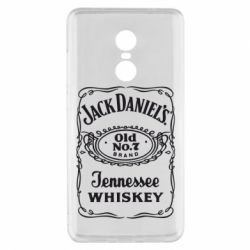 Чехол для Xiaomi Redmi Note 4x Jack Daniel's Whiskey