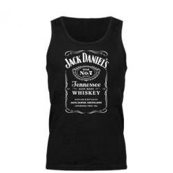 Мужская майка Jack Daniel's - FatLine