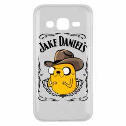 Чохол для Samsung J2 2015 Jack Daniels Adventure Time